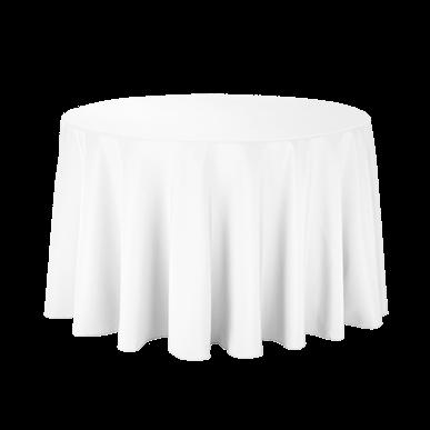 White Square Cake Tablecloth Hire